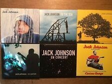 Jack Johnson [6 CD Alben] Curious George + Between Dreams + On and + Concert+Sea