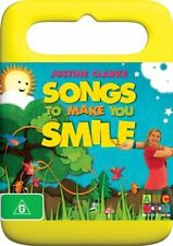 Justine Clarke: Songs To Make Your Smile DVD NEW