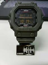 Vintage King of G-Shock Tough Solar GX-56 GWX GXW Series Army Green Millitary