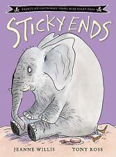 Sticky Ends-ExLibrary