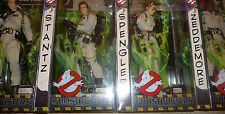 Mattel Matty Ghostbusters 12 inch full bundle set of Deluxe Action Figures (NEW)