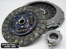 Exedy Blue Box 240mm 6 Speed Clutch kit se ajusta: Subaru Impreza (Gdb STI Spec C ra)