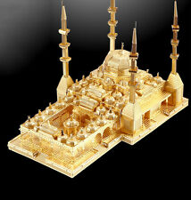 Piececool Metal Puzzles The Heart of Chechnya  DIY 3D Laser Cut Toy Home Artwork