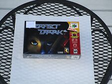 Perfect Dark BRAND NEW factory SEALED! Nintendo 64