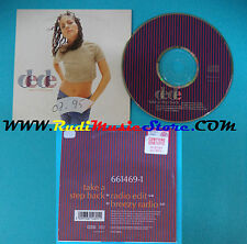 CD Singolo De De Take A Step Back 661469-1 AUSTRIA 1995 PROMO CARDSLEEVE(S18)