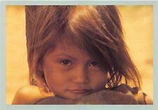 BF36377 amazonie peruvienne jeune campa children types peru   front/back scan