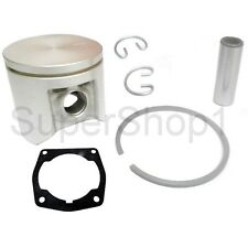 Piston Kit + Gasket For Husqvarna 359 (47mm) Rep 537 15 72-02, 537157202