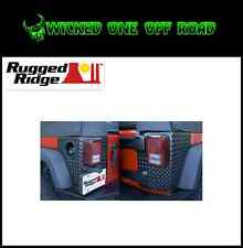 Rugged Ridge 11651.02 Body Armor Corner Guards 07-15 Jeep Wrangler JK 2 Door