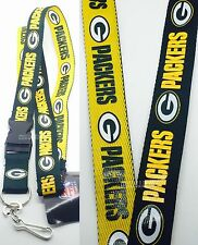 NFL Green Bay Packers  two tone Breakaway Lanyard