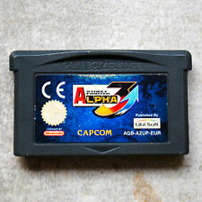 Jeu STREET FIGHTER ALPHA 3 pour Nintendo Game Boy Advance GBA