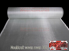 300g Fibreglass Woven Roving Mat 300gm 3m x 1m uses RESIN GRP MOULDS - Materials