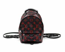 Authentic Louis Vuitton Palm Springs Mini Backpack Infrarouge Monogram BNIB