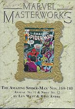 MARVEL MASTERWORKS VOL 226 HC GOLD EDITION AMAZING SPIDER-MAN LIMITED 975 COPIES