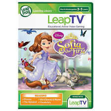 c LeapFrog - LeapTV Disney's Sophia the First Video Game