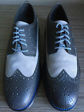 New Cole Haan ORIGINAL GRAND LUNARGRAND WINGTIP Oxford Shoes size 10.5 $230