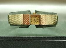 1970's Ladies 9ct Gold Omega Cocktail Bracelet Watch