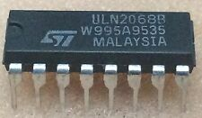 1 pc.  ULN2068B   ST    QUAD DARLINGTON SWITCHES  DIP16