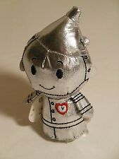 HALLMARK Collectible ITTY BITTYS TIN MAN Wizard of Oz Stuffed Doll Toy Plush