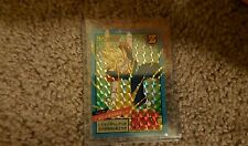 dragon ball Z carddass power level super battle part 1 MAX prism card vegito