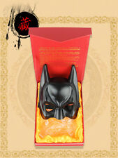 MASCHERA BATMAN THE DARK KNIGHT COSPLAY RESIN RESINA MASK DC COMICS COSTUME DVD