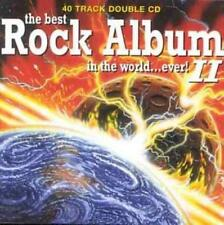 The Best Rock Album In The World Ever!...Part II - 2 CD's - 1995 - 40 Tracks