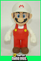 Super Mario Brothers Action Figure Movable Figurine MARIO with white hat