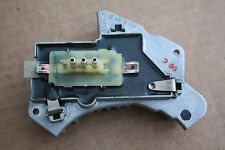 OEM 96-04 Mercedes C220 C280 C36 BLOWER MOTOR REGULATOR RESISTOR BEHR