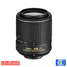 Nikon AF-S DX Nikkor Zoom 55-200mm f/4-5.6G ED VR II *Authorised Dealer*
