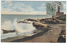 CARTE POSTALE ITALIE BORDIGHERA CHIESA  EGLISE