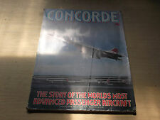 Concorde the story of the world's most advanced passanger aircraft 1975