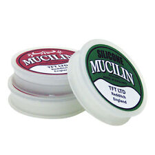 NEW MUCILIN FLY LINE DRESSING AND CLEANER GREEN-SILICONE  fly fishing floatant