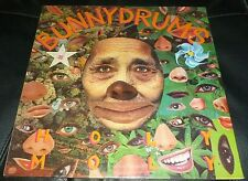 BUNNYDRUMS 33RPM LP HOLY MOLY ROCK POP INDIE CARTEL FUNDAMENTAL SEALED