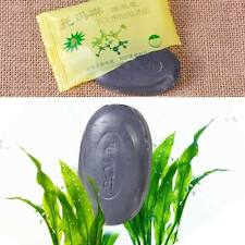 Tourmaline bamboo active energy Soap Charcoal Face & Body Beauty Healthy Care