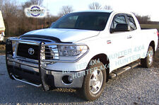 07-13 Toyota Tundra 08-15 Sequoia Chrome Grill Brush Guard in Stainless Steel