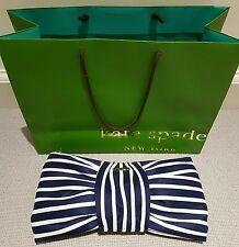 Kate Spade Georgica Road Silka Bow Clutch Bag NEW