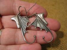 ███►alte ausgefallene Designer - Ohrringe/925er Silber(Fach 51)