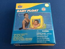 "Swim Baby Float with 3 arm chambers, 26""x26"" (66x66cm), heavy duty vinyl, New"