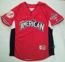 MAJESTIC COOL BASE 2010 MLB ALL STAR GAME #2 DEREK JETER JERSEY IN SIZE 50