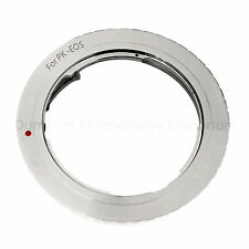 Pentax K / PK Lens to CANON EOS Mount Adapter Ring (Fits EOS range DSLR cameras)