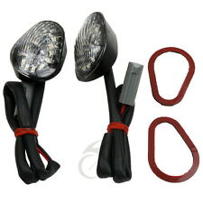 Clear Flush mount LED Signals For 2003 04 05 06 Yamaha YZF R1 YZFR1 2002-2012