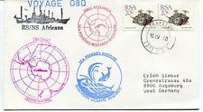 1990 RS NS Africana Fisheries Research Institute Ocean Polar Antarctic Cover