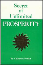 Secret of Unlimited Prosperity,Catherine Ponder,Very Good Book mon0000059489