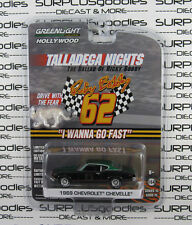 GREENLIGHT Hollywood S15 1969 CHEVROLET CHEVELLE Talladega Nights GREEN MACHINE