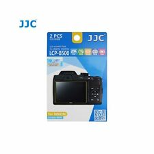 JJC LCP-B500 LCD Screen Protector Guard Film Cover for Nikon Coolpix B500