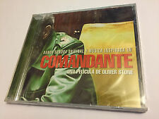 COMANDANTE (Alberto Iglesias) OOP 2003 Score OST Soundtrack CD SEALED