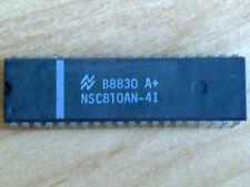 CIRCUIT INTEGRE - CONTROLEUR I/O RAM TIMER - NSC810AN-4I - NATIONAL