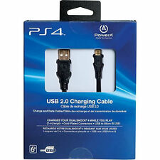 Official PS4 USB cable controller charger charge genuine sony. 1.5m Wire Pad NEW