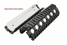 CYMA Full Metal M Series Airsoft CQB RAS Handguard Black CYMA-M014