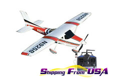 55in EPO Foam Cessna-182 4CH Electric RC Trainer Airplane Ready-to-Fly RTF