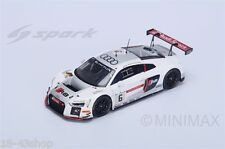 SPARK SB105 Audi R8 LMS Phoenix Racing n°6 5th 24h of Spa 2015 Rockenfeller 1/43